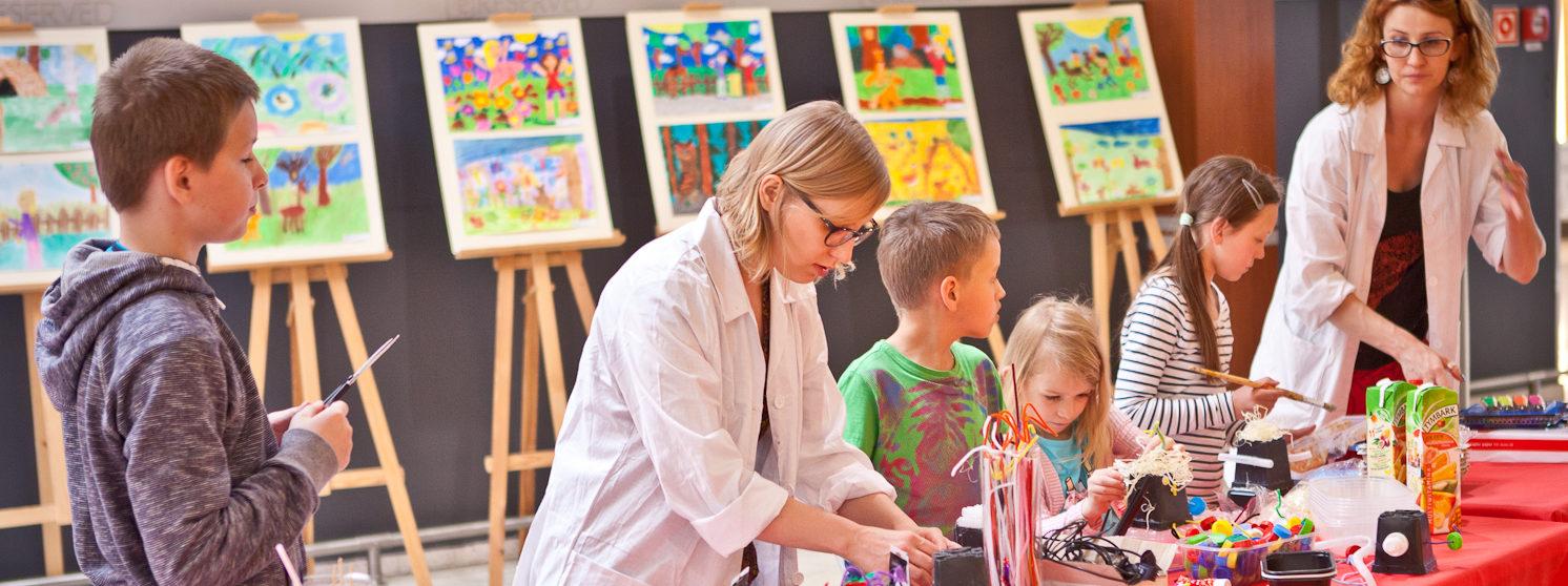eventy w galeriach handlowych wrocław