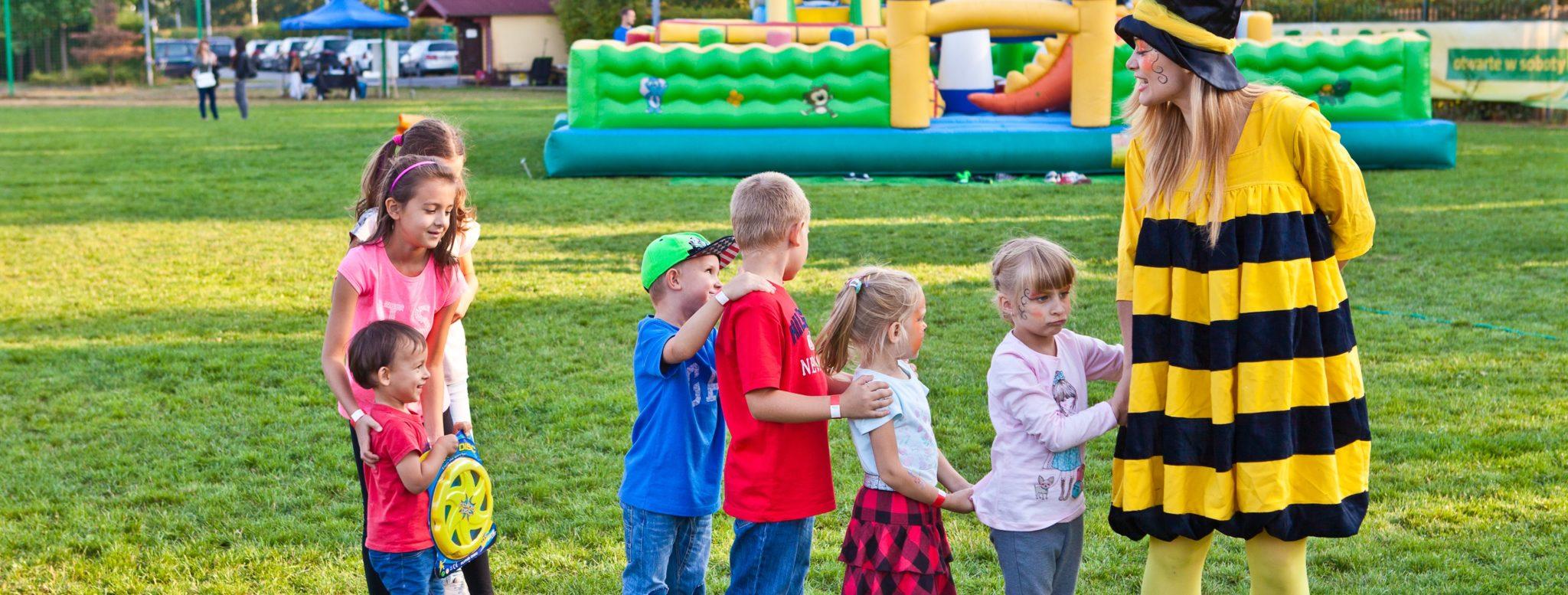 organizacja imprez dla dzieci, oferta